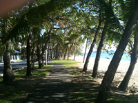 Trinity Beach Walking Trails